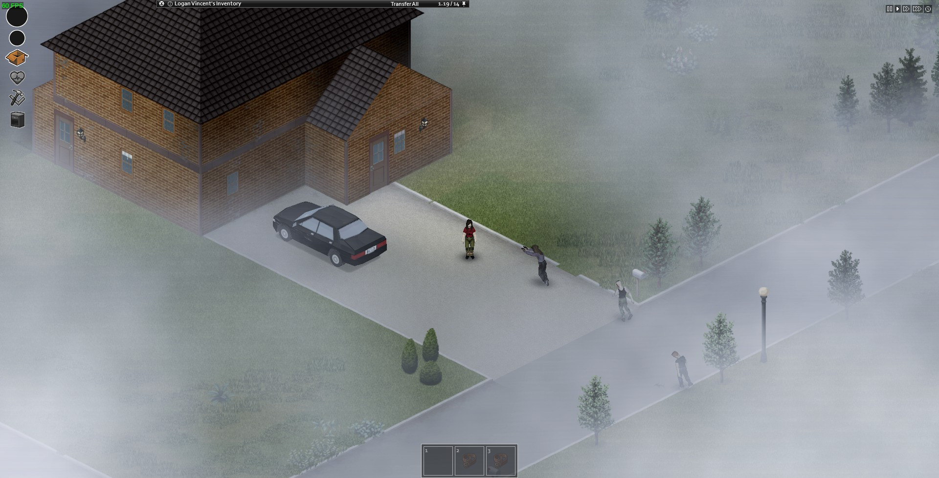 Project Zomboid has recently seen a nice surge in players on Steam ...