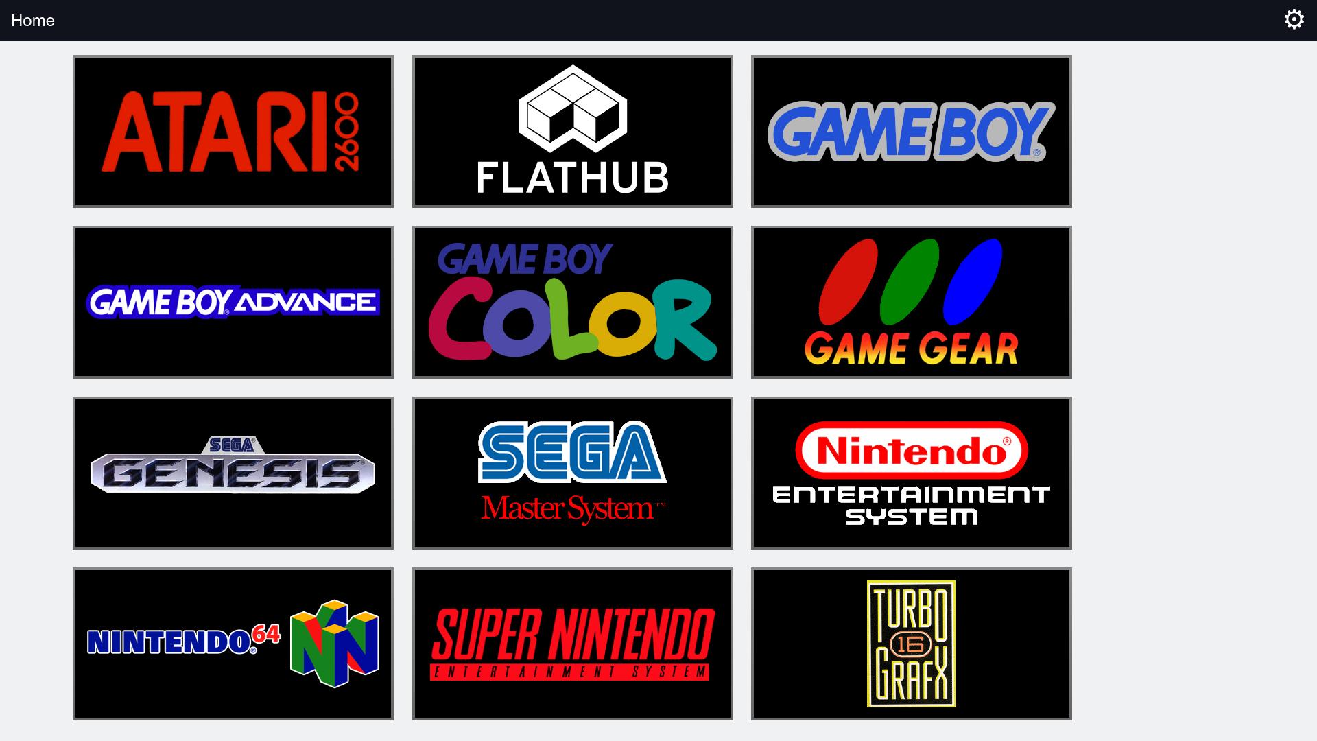 GamerOS tem nova versão e acrescenta suporte à Epic Game Store